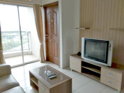 Serpong Town Square - 2 Bedroom Apartement @ Apartement Setos By Jusy