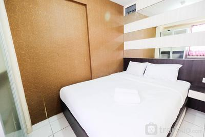 Comfortable 2BR at Kalibata City Apartment by Travelio