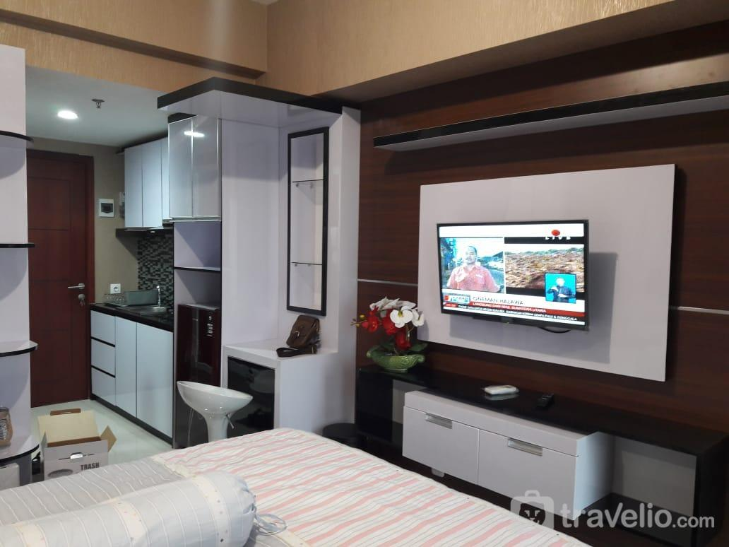 Tamansari Mahogany Apartment Karawang - Studio Room at Tamansari Mahogany by Jaya Property
