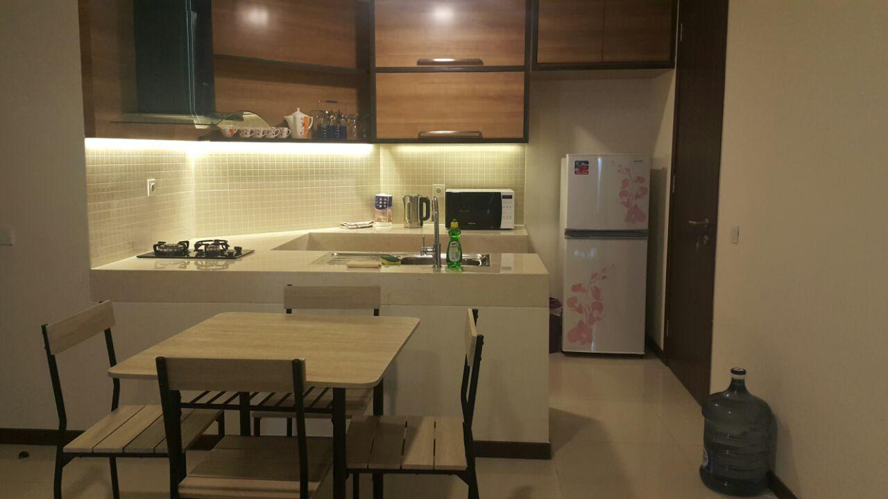 St. Moritz Puri - The New Royal 2 Bed Room 33 @ ST.Moritz By Dewi