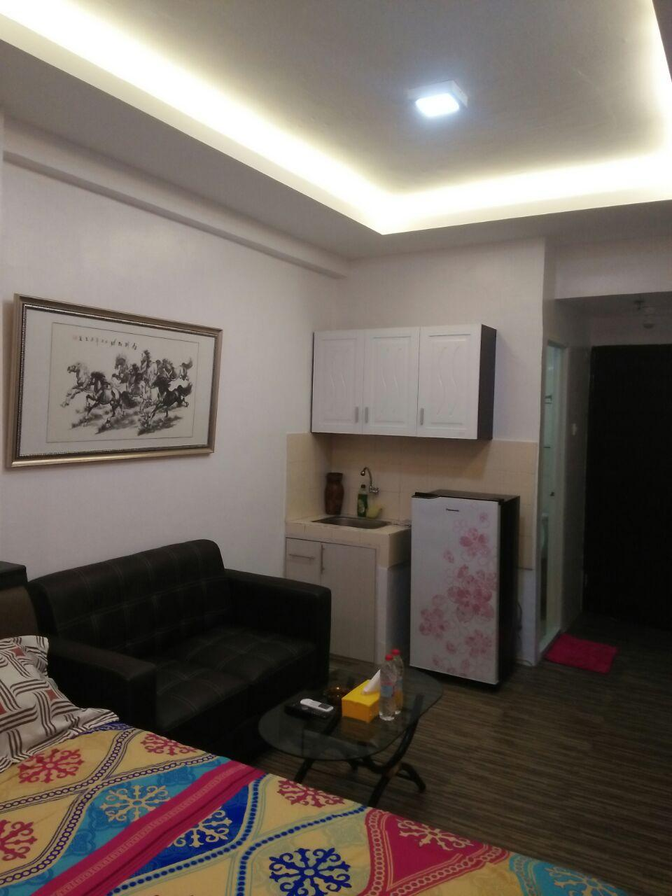 City Park Apartment - The Cozy Suite Room at City Park Apartmen Cengkareng