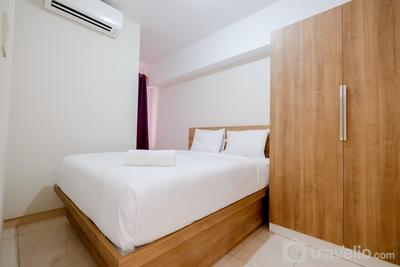 Modern and Cozy 2BR @Springlake Bekasi Apartment By Travelio