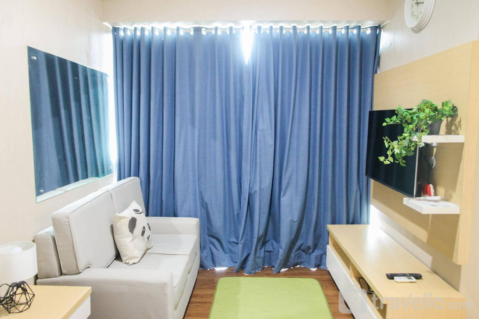 Grand Kamala Lagoon - Cozy 1BR Apartment Grand Kamala Lagoon By Travelio