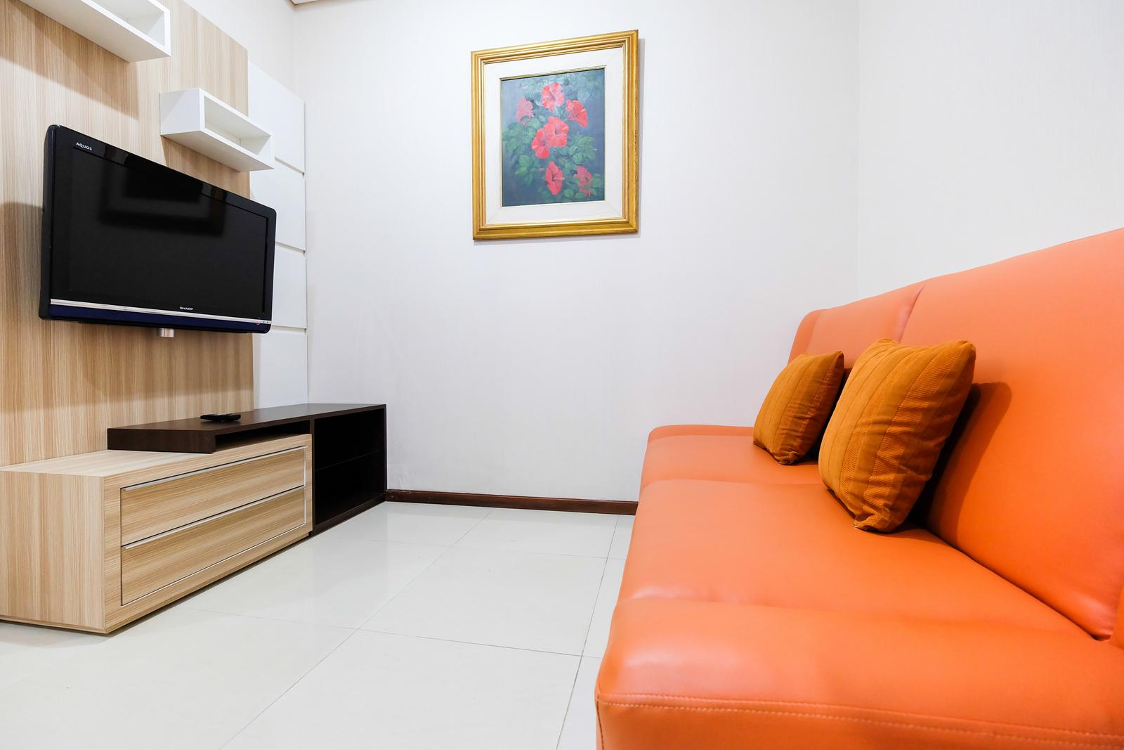 Thamrin Residence - Homey 1 BR Apartment Thamrin Residence By Travelio