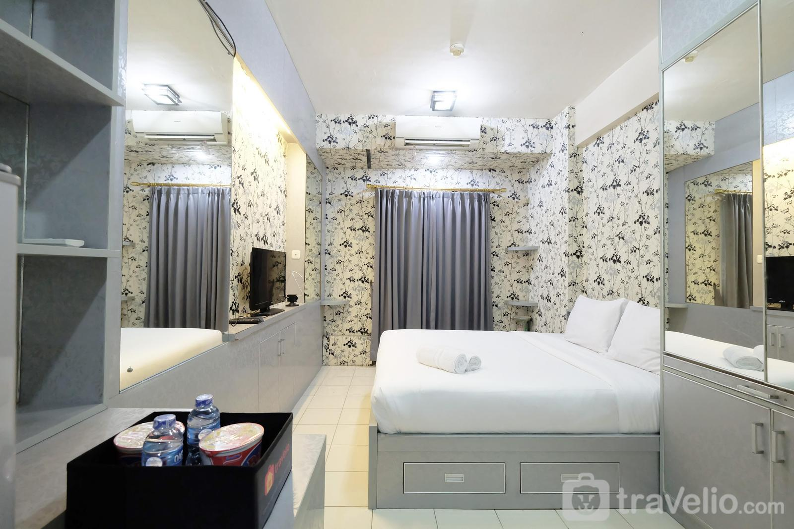 Apartemen Sunter Park View - Cozy Studio Sunter Park View Apartment By Travelio