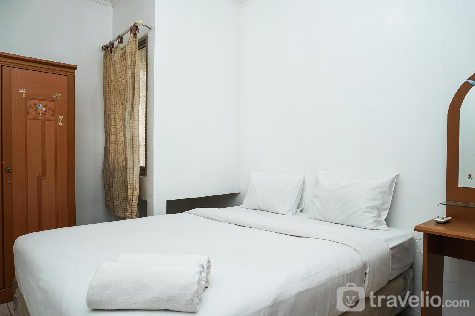 Gajah Mada Mediterania - Affordable 1BR Mediterania Gajah Mada Apartment By Travelio