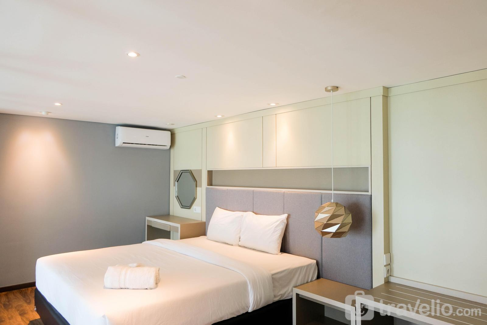 Brooklyn Apartment Alam Sutera - Exclusive and Cozy 1BR Brooklyn Apartment By Travelio