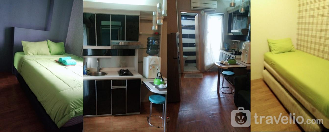 Kalibata City Residence - 2 Bedroom Full Furnished Tower Eboni 15th Floor At Kalibata City Apartment By BintanProperty