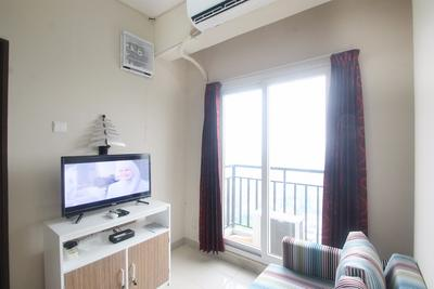 1 BR Simple Home @ Sunter Park View Apartment By The Condotel