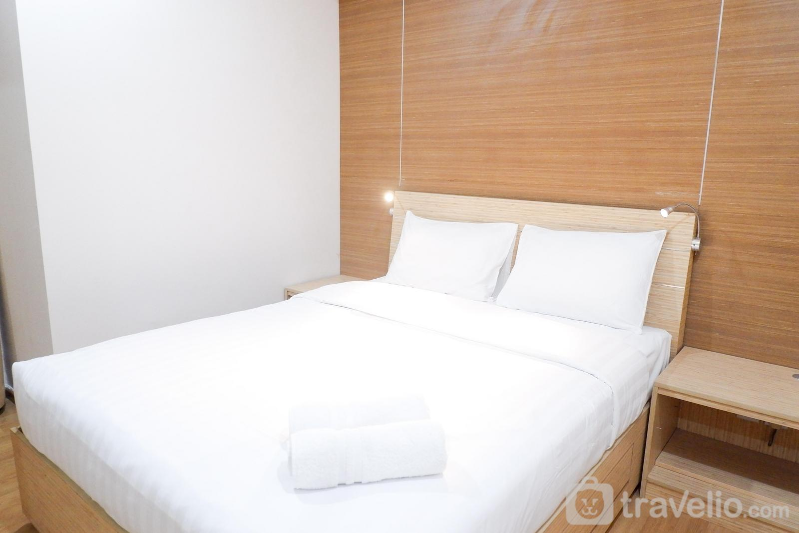 Casa Grande Residence - 1BR Casa Grande Apartment with Sofabed Connected to Kota Kasablanka By Travelio