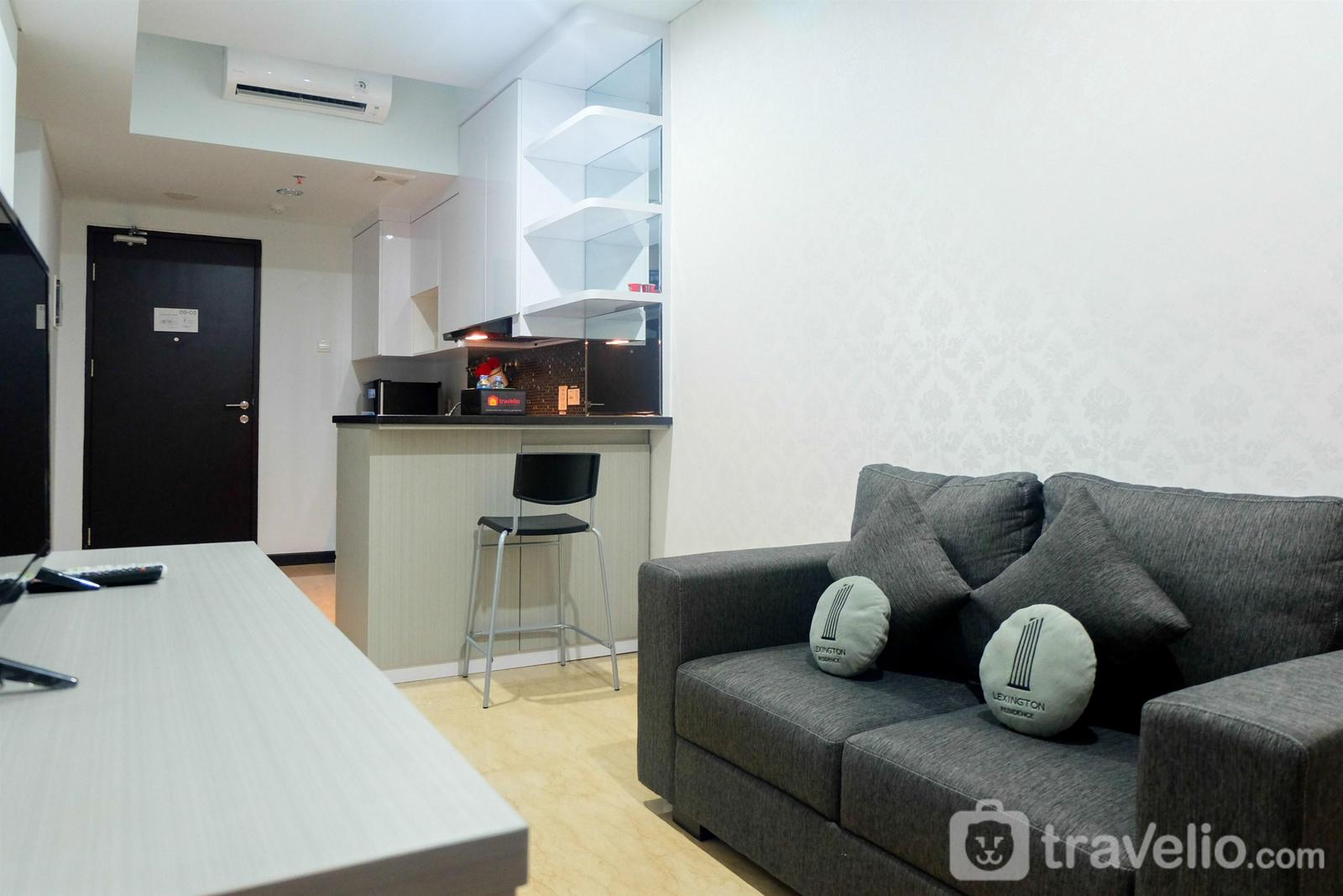 Lexington Apartment - Spacious and Comfortable 1BR Lexington Apartment By Travelio