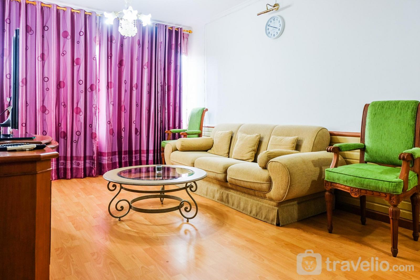Apartemen Mitra Sunter - Affordable 2BR Mitra Sunter Apartment near MOI By Travelio