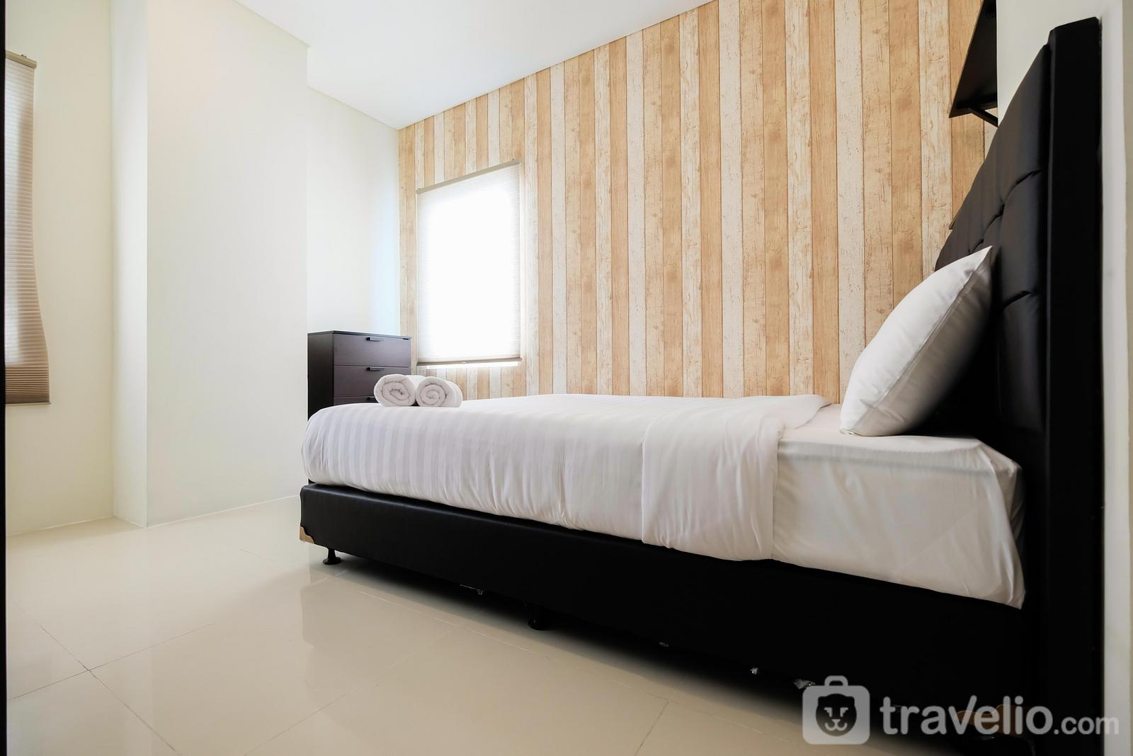 Northland Ancol - Spacious 3BR Apartment @ Northland Ancol Residence By Travelio