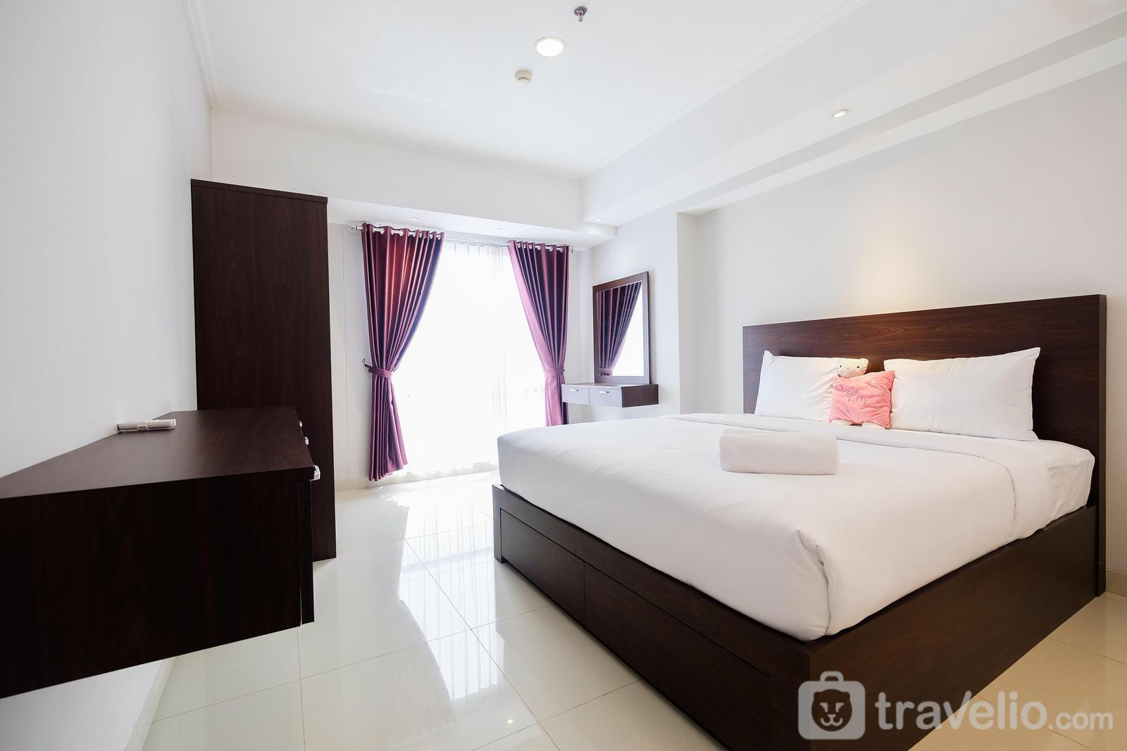 The Mansion Kemayoran - Classy 2BR The Mansion Apartment near JIEXPO By Travelio