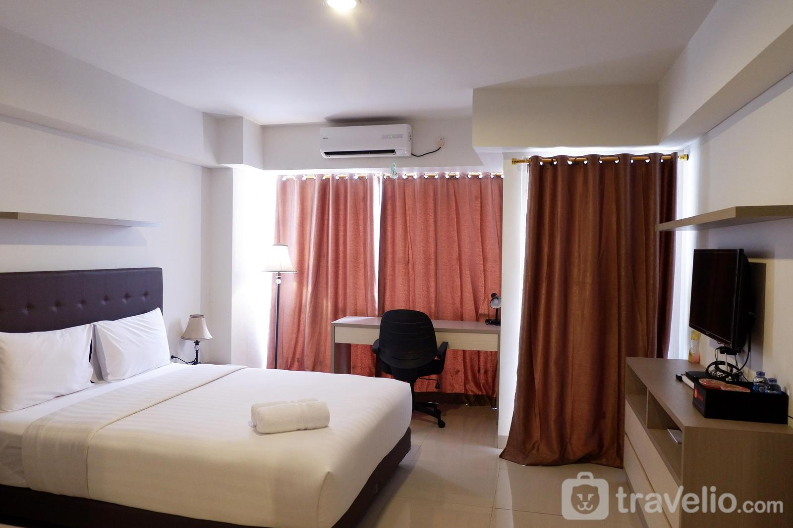 H Residence - Best Price Studio Apartment The H Residence near MT Haryono By Travelio