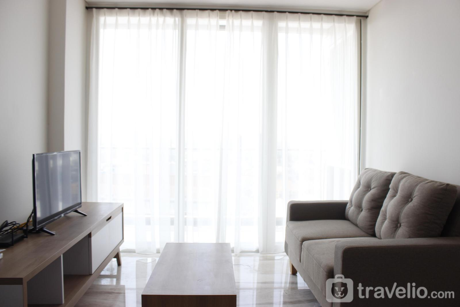 Landmark Residence Bandung - Artistic 3BR Apartment at Landmark Residence By Travelio