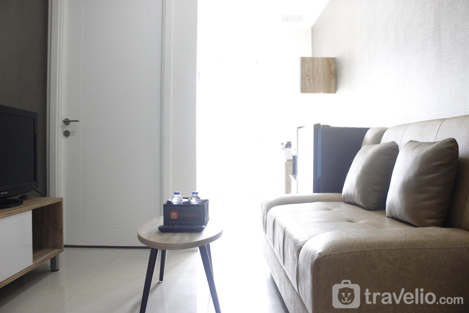 Parahyangan Residence - Private 1BR Apartment Parahyangan Residence With Mountain View By Travelio