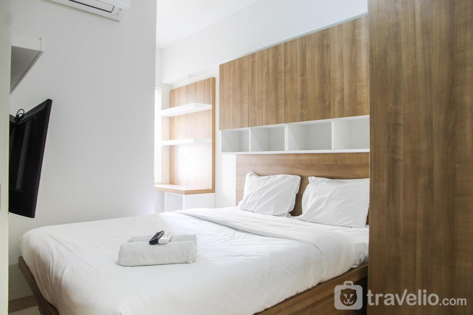 Apartemen Springlake Summarecon Bekasi - 2BR with Sofa Bed at Springlake Summarecon Apartment By Travelio