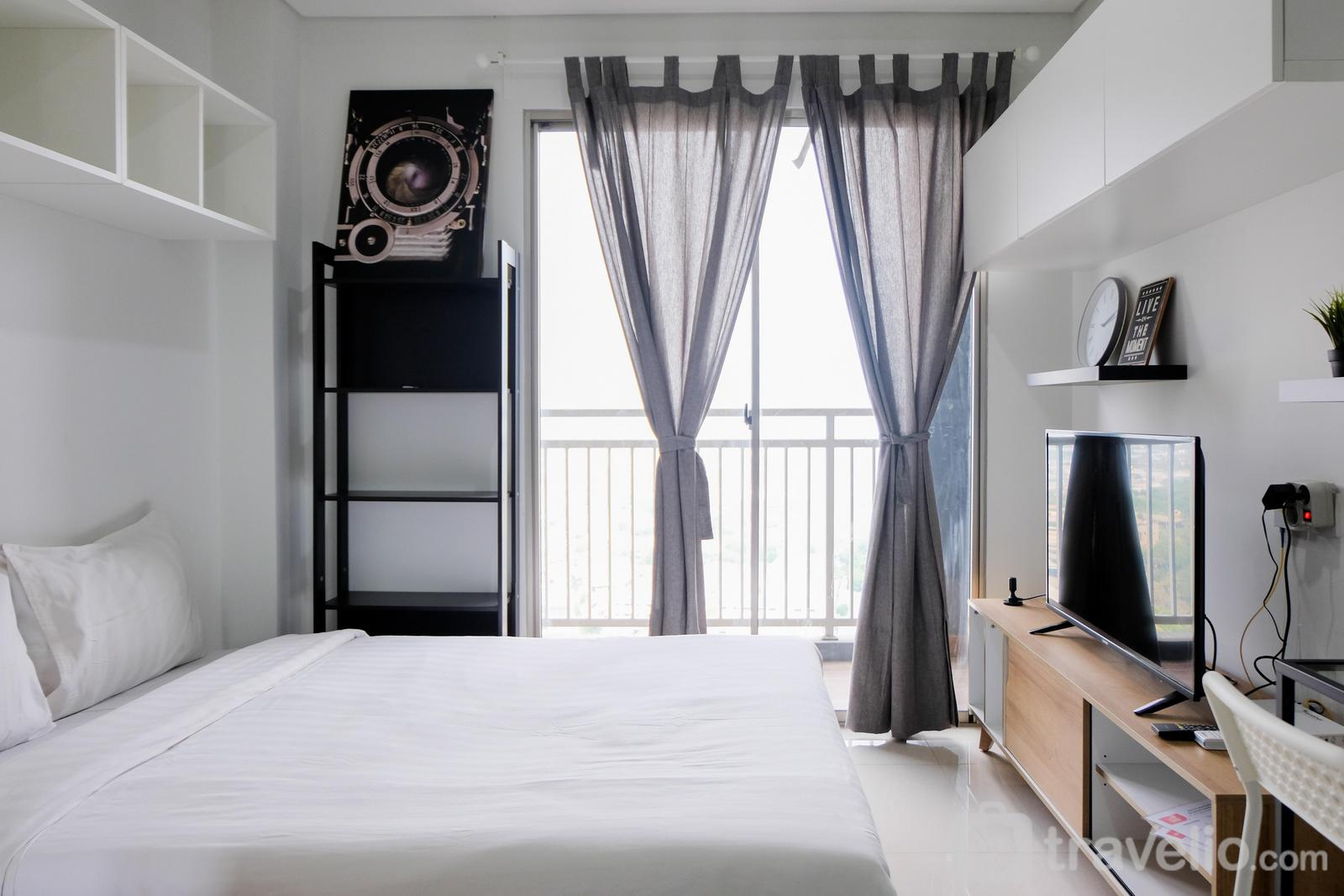 Springwood Residence Tangerang - New Furnished Studio Apartment at Springwood Residence By Travelio