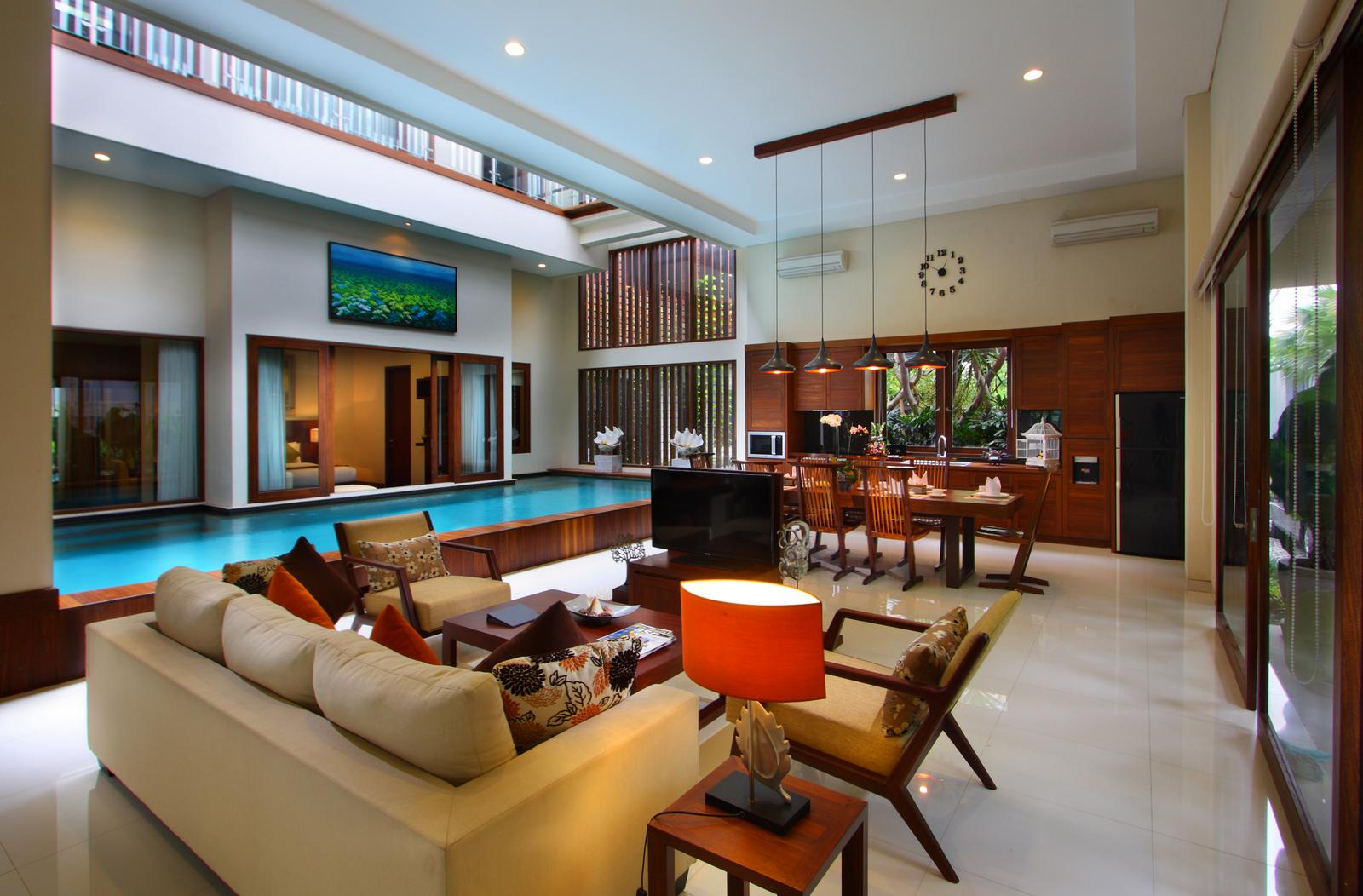 Aswattha Villa 2 Indoor Pool