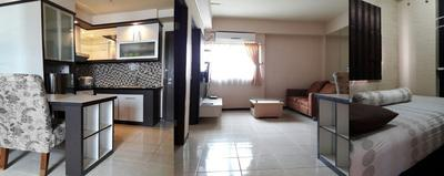 2 Bedroom Tower D @ The Suite Metro Apartment By Suryadi