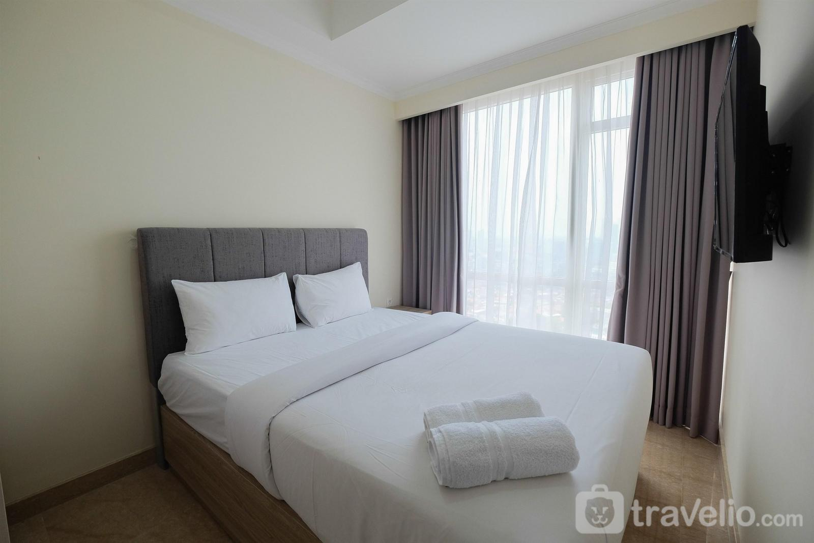 Menteng Park Apartment - Cozy 2BR Menteng Park Apartment By Travelio
