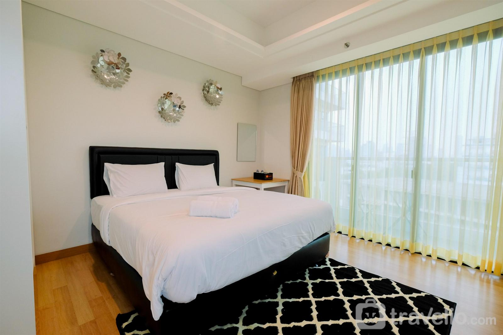 Capitol Suites - Monas View Studio Apartment at Capitol Suites By Travelio