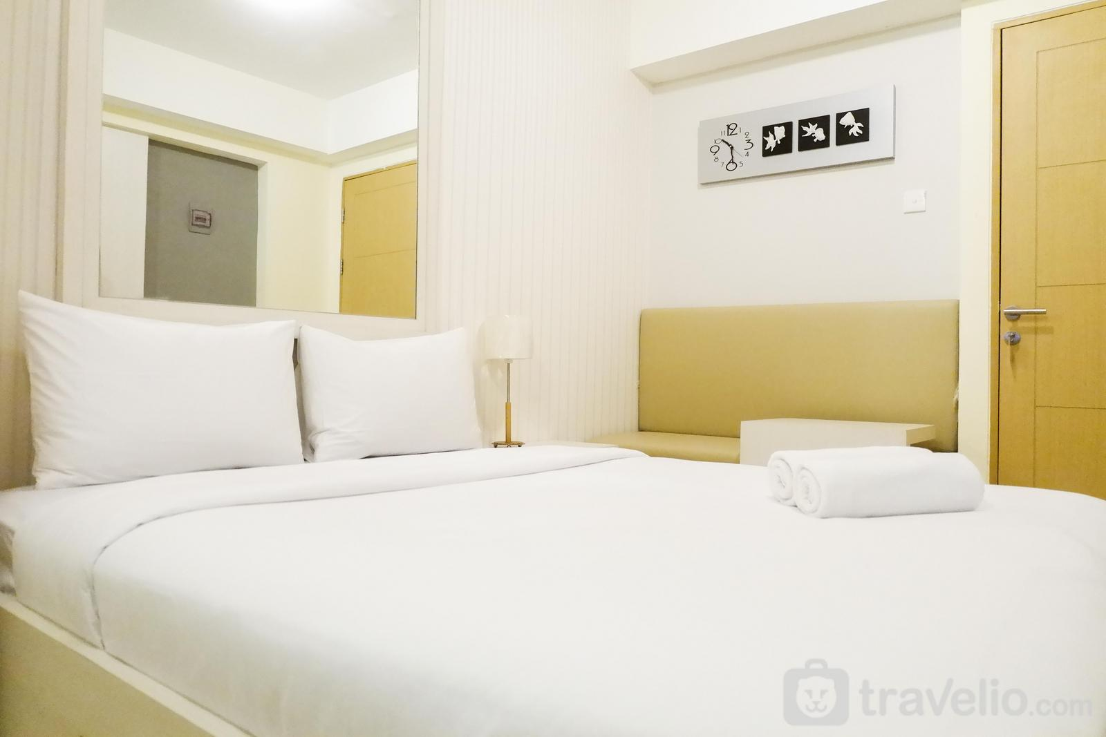 Educity Pakuwon - Cozy Studio Apartment at Educity Pakuwon By Travelio