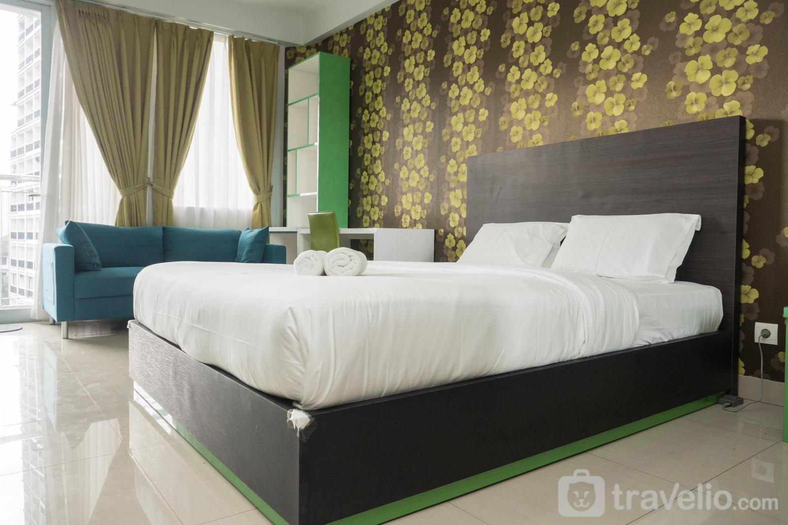 Dago Suites Apartment - Studio Room at Dago Suites Apartment near ITB By Travelio