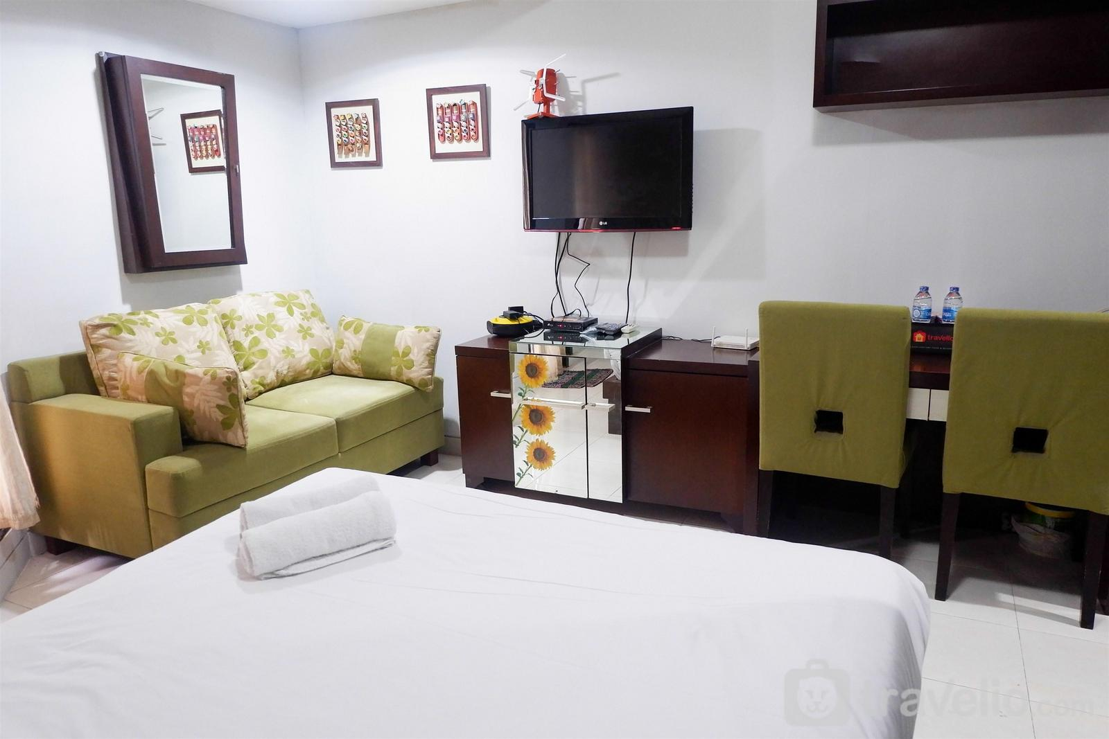 Tamansari Sudirman - Best Studio Apartment Tamansari Sudirman By Travelio