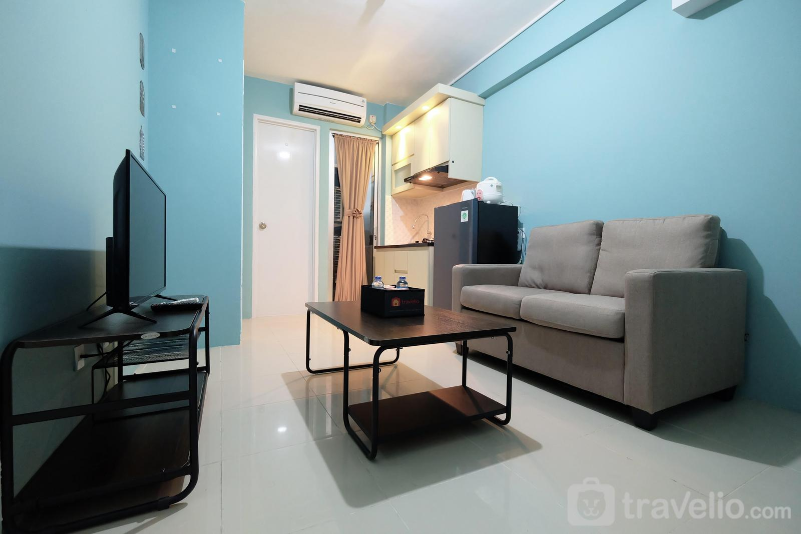 Bassura City Cipinang - Exclusive 2BR near Shopping Center Bassura City Apartment By Travelio