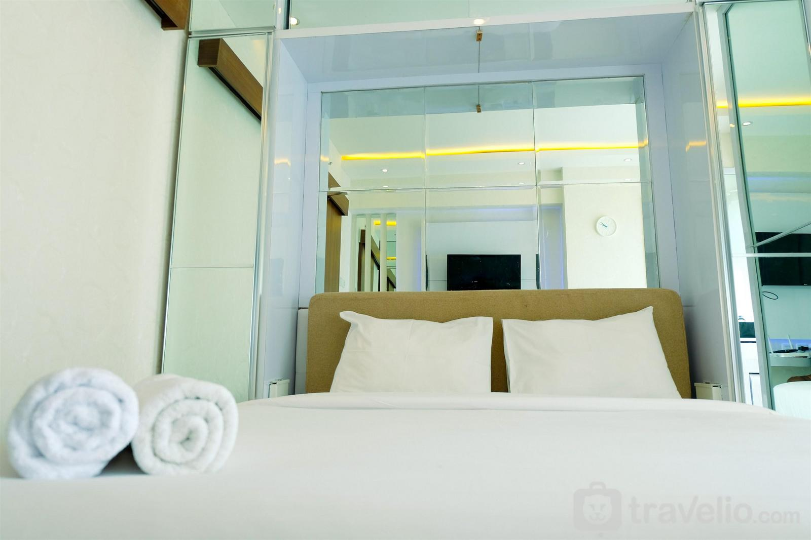 Grand Kamala Lagoon - Comfy Studio Apartment @ Grand Kamala Lagoon By Travelio