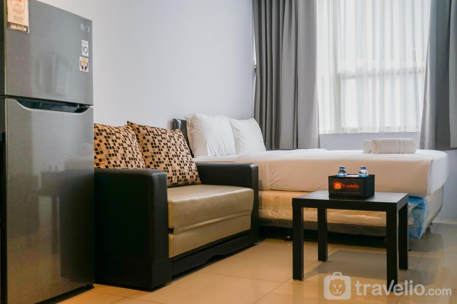 Pasar Baru Mansion  - Spacious Studio Apartment at Pasar Baru Mansion By Travelio