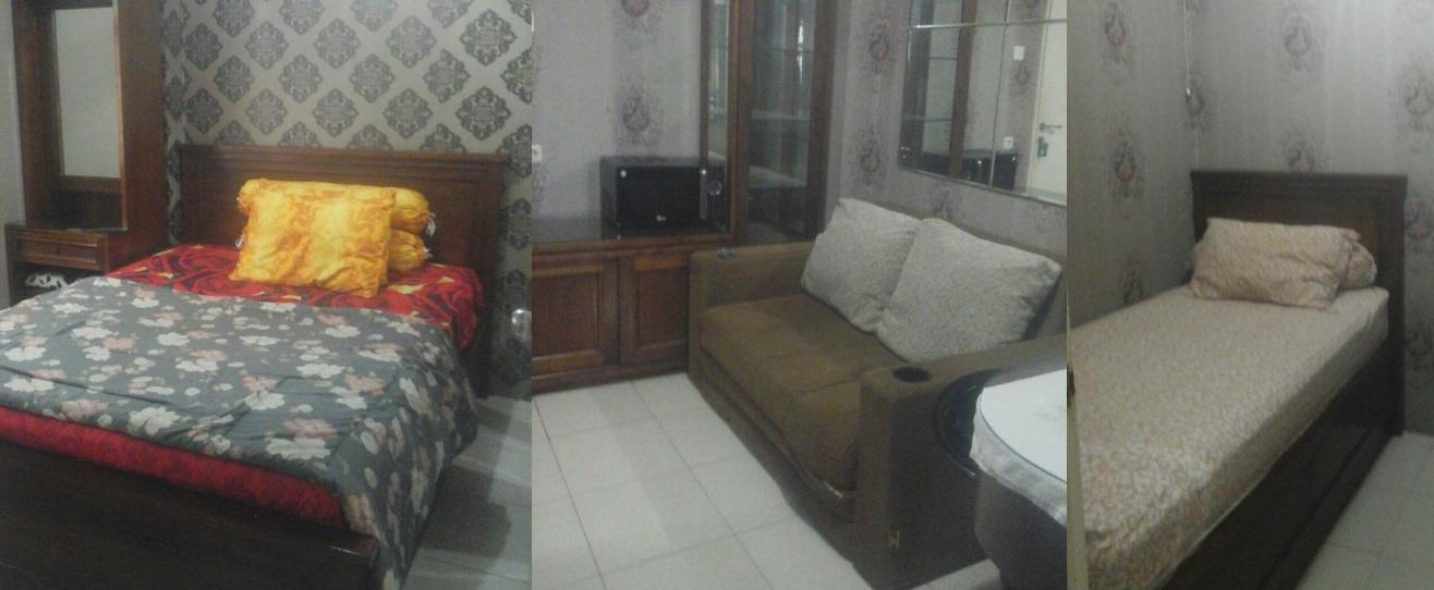 Kalibata City Apartment - 2BR Kemuning 02CD @ Kalibata City By Maya