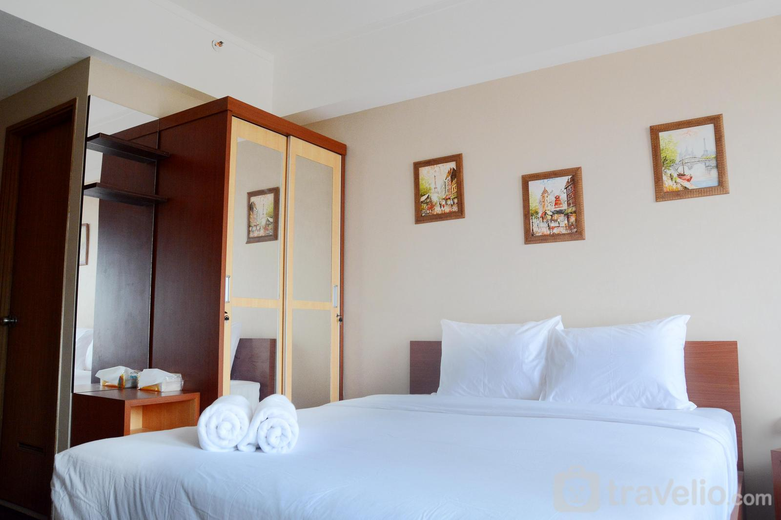 The Oasis Cikarang - Comfort Studio The Oasis Apartment with City View By Travelio