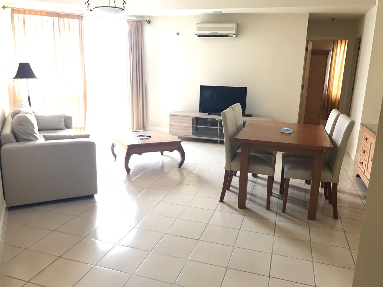 Batavia Apartemen Benhil - 2 Bedroom @ Apartment Batavia By Robby