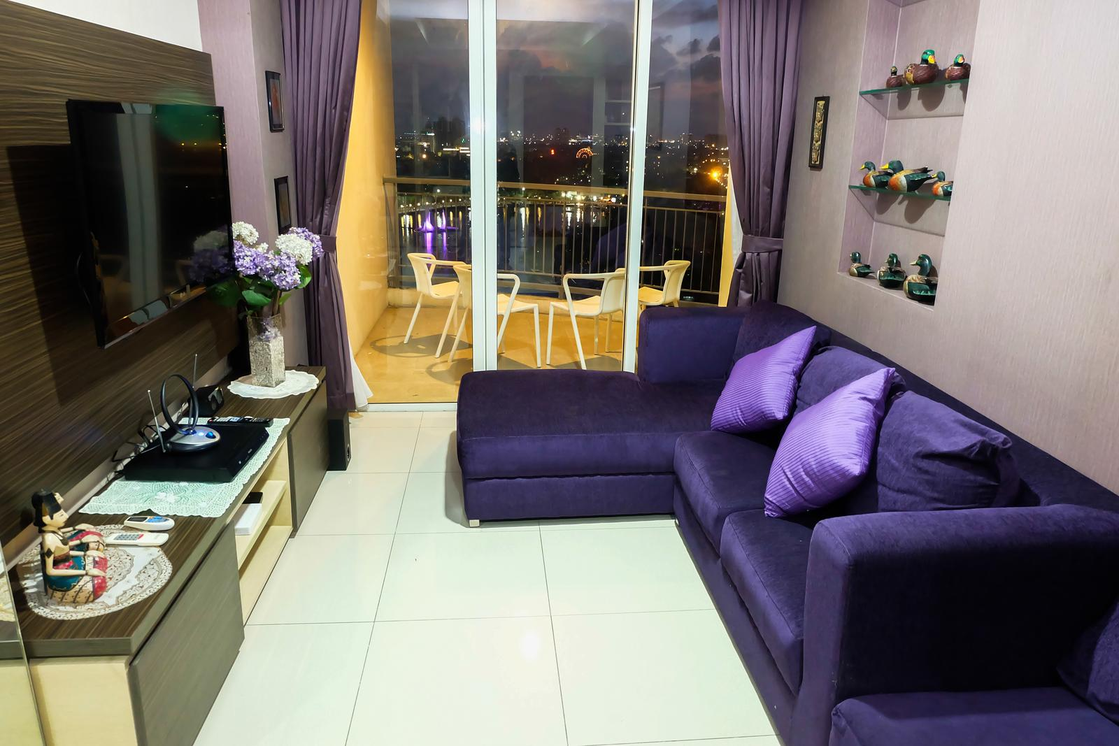 Ancol Mansion  - Spacious & Seaview 2BR Ancol Mansion Apartment By Travelio
