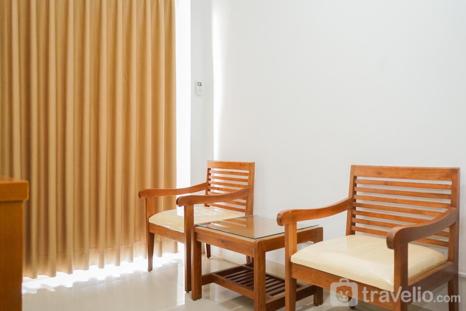 Signature Park Grande M.T Haryono - Homey 1BR at Signature Park Grande Apartment By Travelio