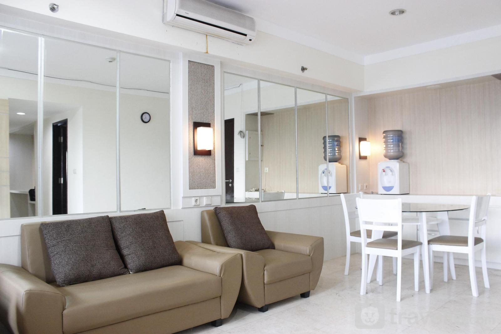 Braga City Walk - Classic 3BR At Braga City Walk Apartment By Travelio