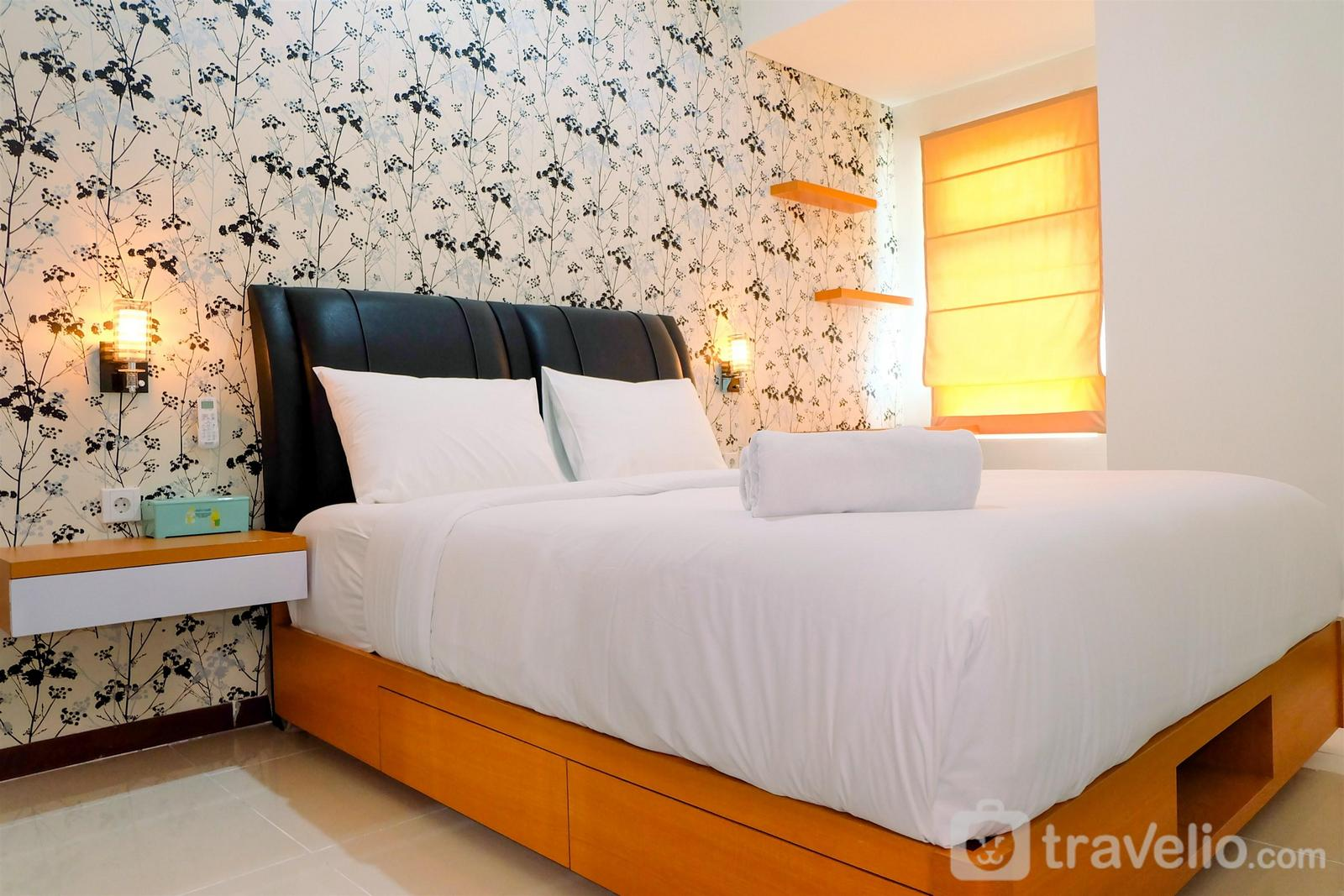 Green Bay Pluit - 1BR Sea View Condominium at Green Bay Pluit Apartment By Travelio