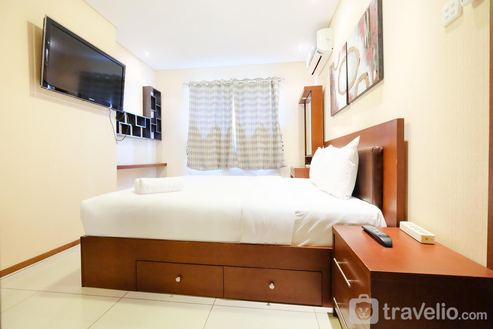Thamrin Executive - 1BR Apartment @ Thamrin Executive Residence near Grand Indonesia By Travelio