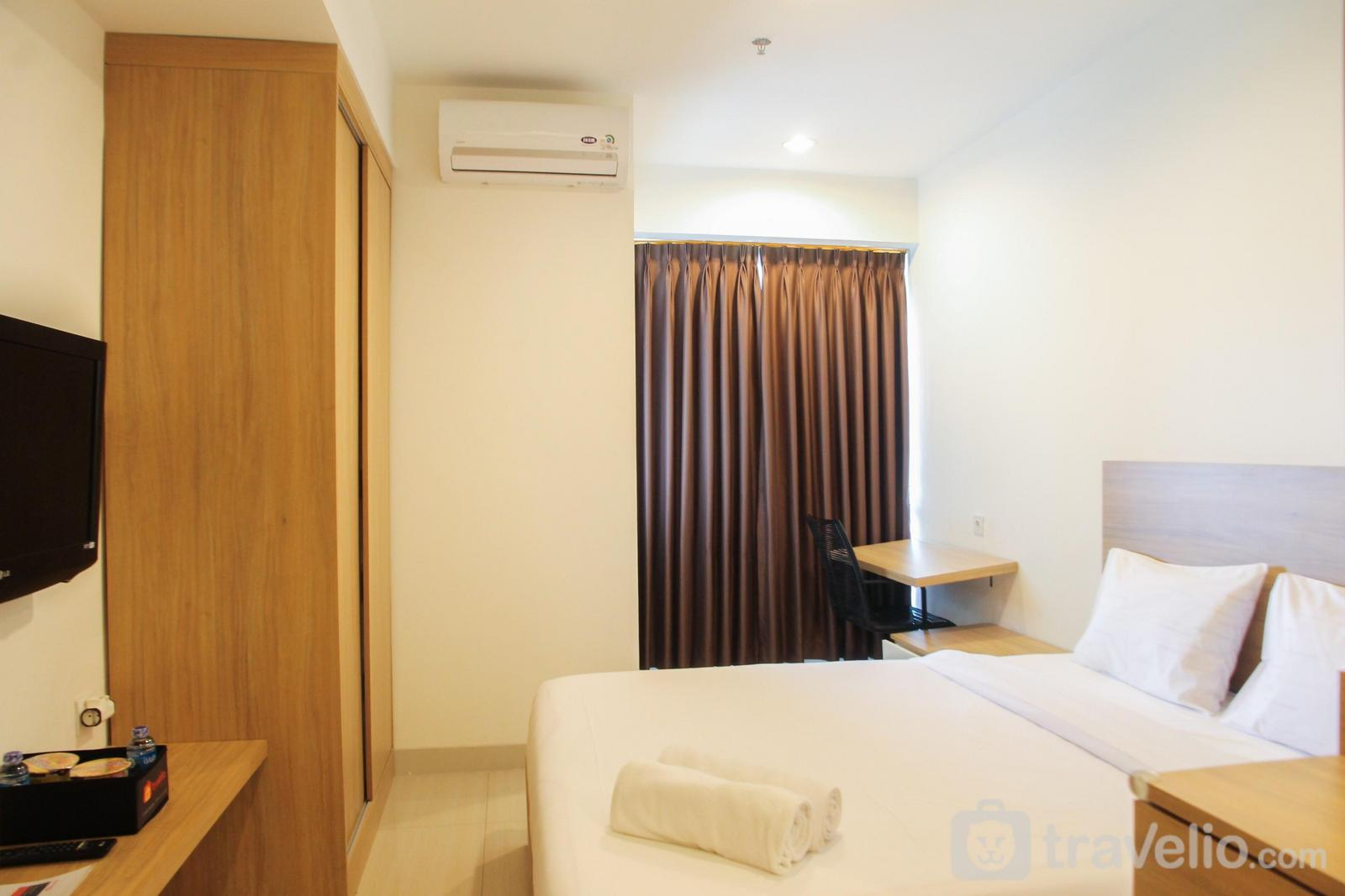 Grand Kamala Lagoon - Comfy and Homey Studio Apartment @ Grand Kamala Lagoon By Travelio