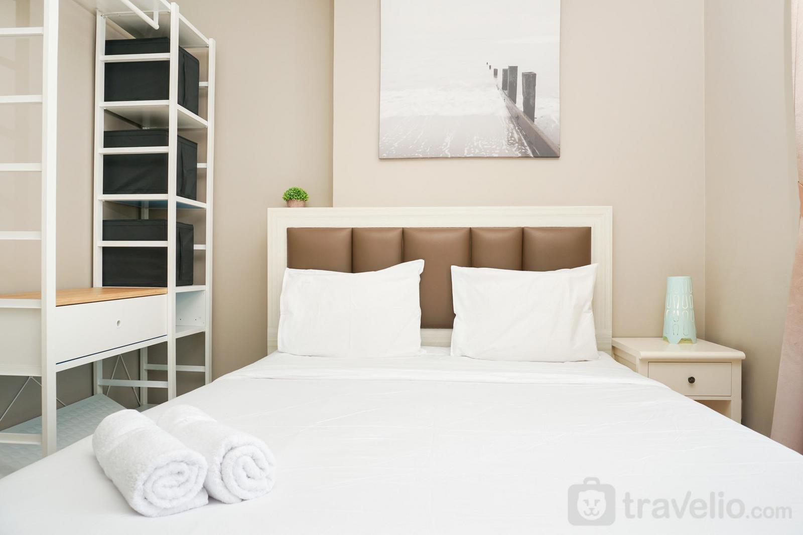 Ciputra International - Comfy Studio Ciputra International Apartment By Travelio