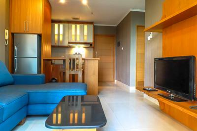 Best Price 2BR Hampton's Park Apartment Near Pondok Indah Mall By Travelio