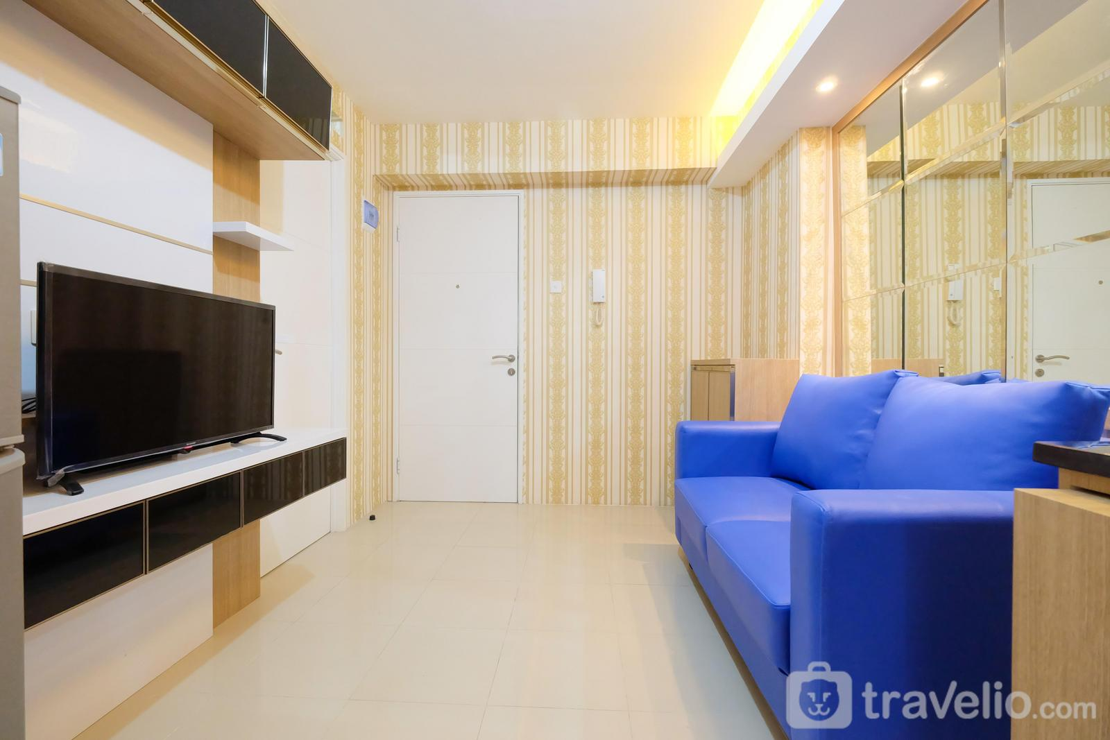 Bassura City Cipinang - Cozy & Affordable 2BR Bassura City Apartment by Travelio