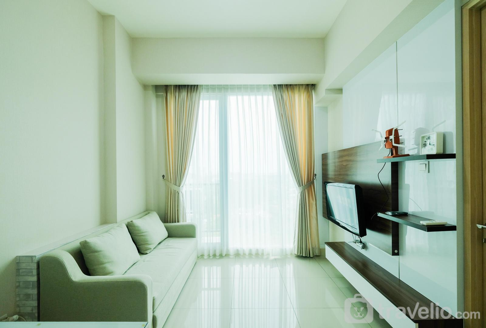 Tree Park Apartment - New Furnished 1BR @ Tree Park Apartment BSD By Travelio