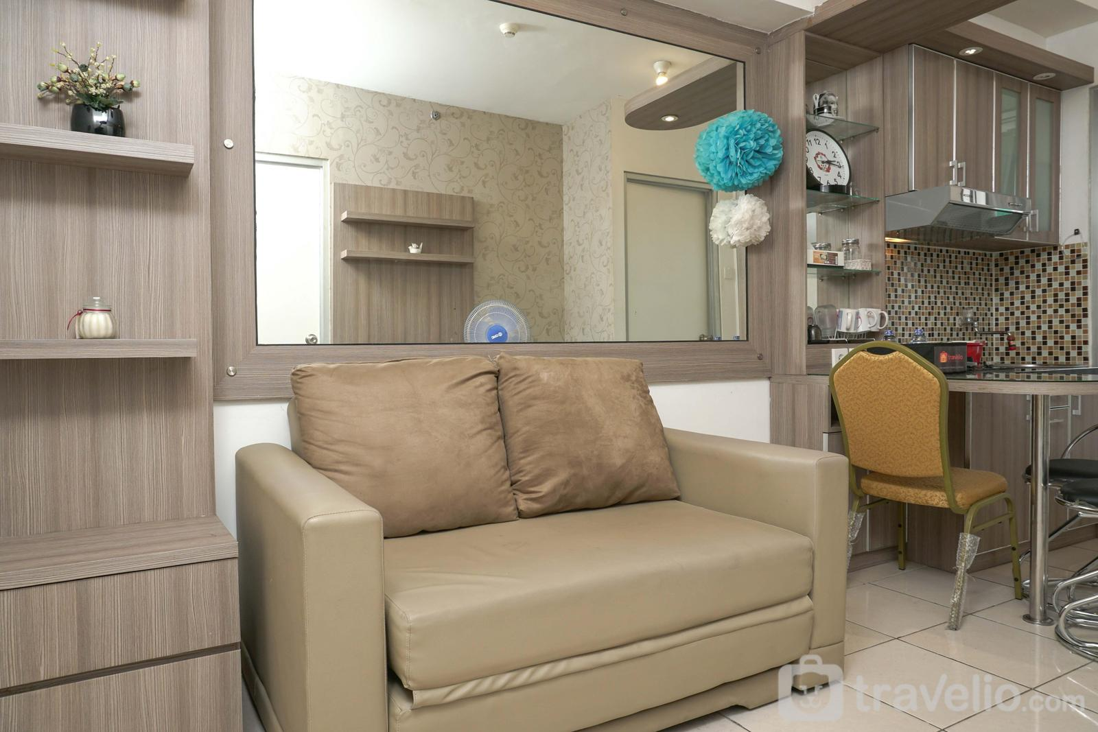 Green Bay Pluit - Cozy 2BR Apartment at Green Bay Pluit By Travelio