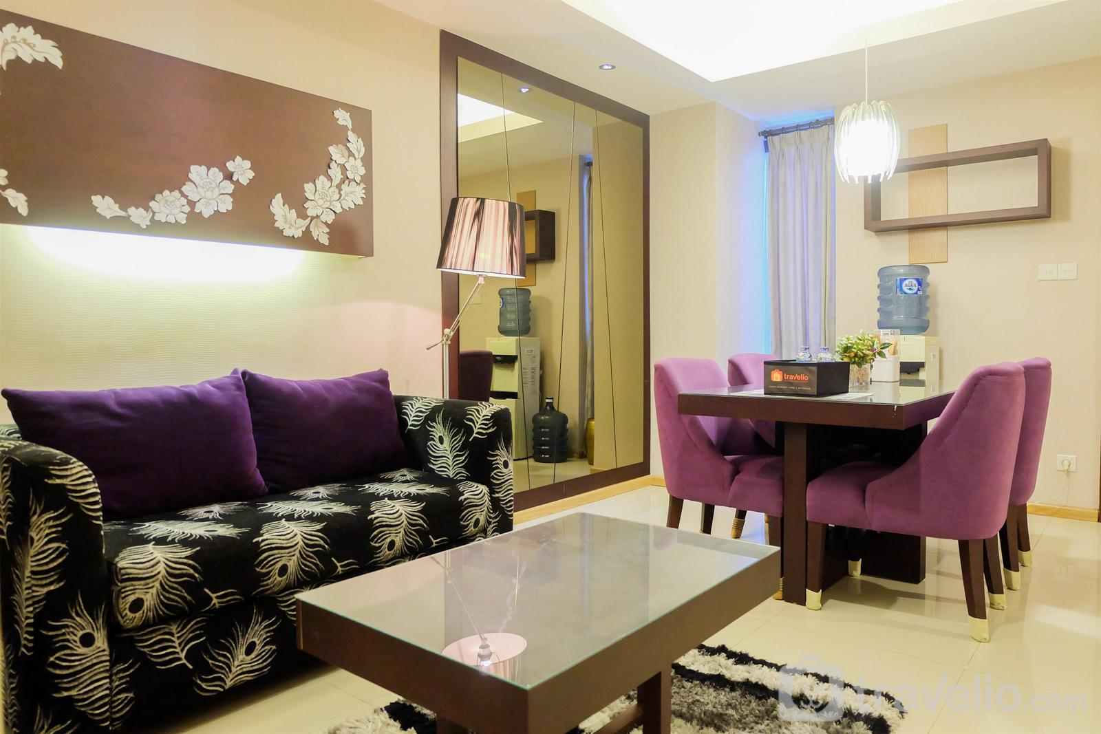 Casa Grande Residence - Best Value 1BR Apartment @ Casa Grande Residence By Travelio