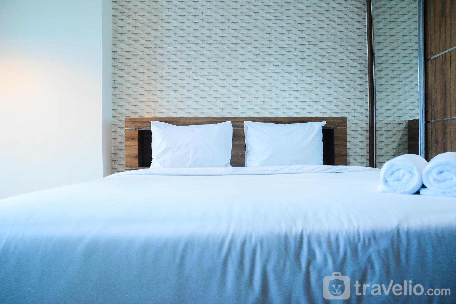 GP Plaza Apartment - Simply Homey Studio Room at GP Plaza Apartment By Travelio