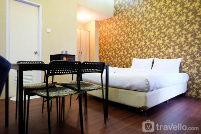 Serpong Green View - Spacious Studio Room Serpong Green View Apartment By Travelio
